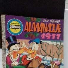 Tebeos: COMIC DUMBO ERSA 144 ALMANQUE 1977 . Lote 134102218