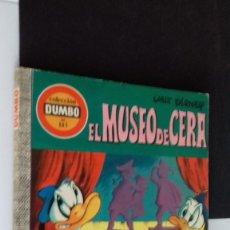 Tebeos: COMIC DUMBO ERSA 143 EL MUSEO DE CERA MUY BUEN ESTADO. Lote 134103294
