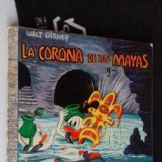 Tebeos: COMIC DUMBO ERSA 86 LA CORONA DE LOS MAYAS. Lote 134107878