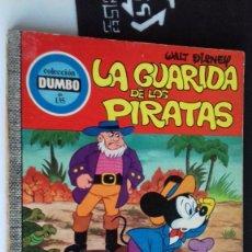Tebeos: COMIC DUMBO ERSA 135 LA GUARIDA DE LOS PIRATAS. Lote 134119982