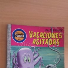 Tebeos: COMIC DUMBO ERSA 102 VACACIONES AGITADAS. Lote 135404782