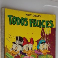 Tebeos: COMIC COLECCION DUMBO ERSA 3 ALMANAQUE TODOS FELICES SIN CONTRATAPA. Lote 126919163