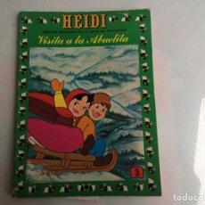 Tebeos: HEIDI Nº 3 - EDITA : EDICIONES RECREATIVAS. Lote 142944550