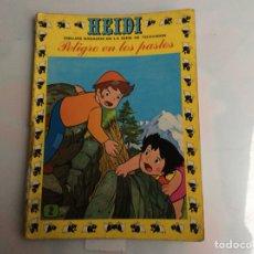 Tebeos: HEIDI Nº 2 - EDITA : EDICIONES RECREATIVAS. Lote 136610102