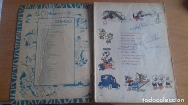 Tebeos: COMIC DUMBO DISNEY ERSA 102 VACACIONES AGITADAS - Foto 2 - 137819566