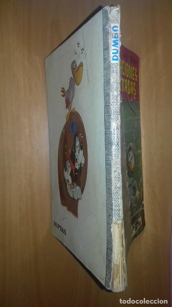 Tebeos: COMIC DUMBO DISNEY ERSA 102 VACACIONES AGITADAS - Foto 3 - 137819566