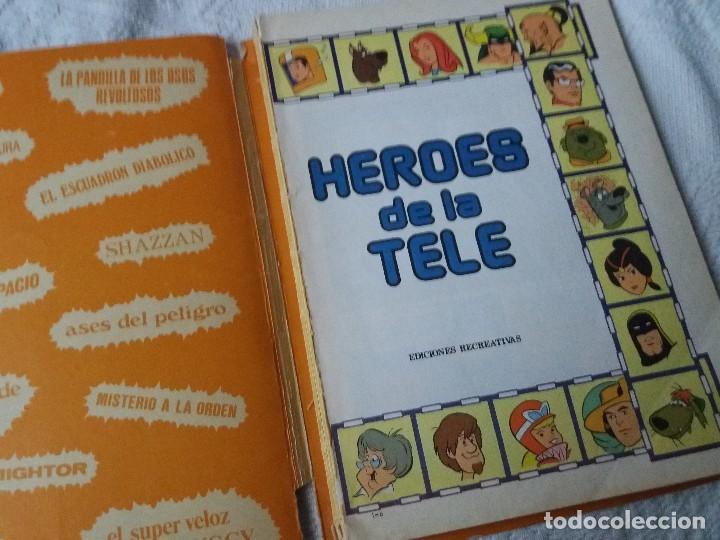 Tebeos: Héroes de la tele. Ersa. N° 6. 1977. Scooby Doo. Difícil de conseguir. - Foto 4 - 137841006