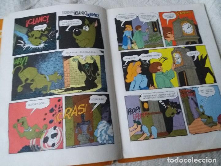 Tebeos: Héroes de la tele. Ersa. N° 6. 1977. Scooby Doo. Difícil de conseguir. - Foto 5 - 137841006