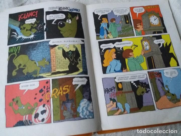 Tebeos: Héroes de la tele. Ersa. N° 6. 1977. Scooby Doo. Difícil de conseguir. - Foto 6 - 137841006