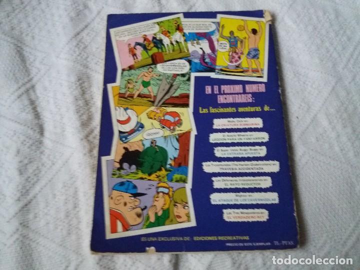 Tebeos: Héroes de la tele. Ersa. N° 6. 1977. Scooby Doo. Difícil de conseguir. - Foto 7 - 137841006