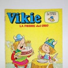 Tebeos: CÓMIC - VIKIE, LA FIEBRE DEL ORO Nº 6 - EDICIONES RECREATIVAS - AÑO 1975. Lote 139811216