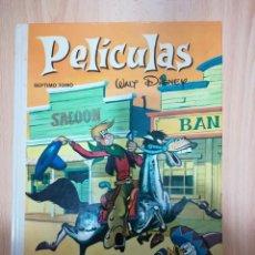 Tebeos: PELICULAS WALT DISNEY TOMO 7 - COLECCION JOVIAL - 1986.EDITORIAL ERSA. Lote 139887446