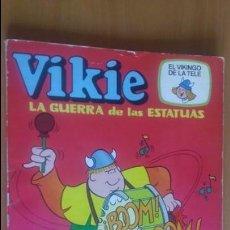 Tebeos: COMIC ERSA COLECCION VIKIE EL VIKINGO Nº 35 LA GUERRA DE LAS ESTATUAS. Lote 140228162