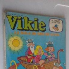 Tebeos: COMIC VIKIE EL VIKINGO ERSA Nº 38 LA BOLA DE ORO DE SVEN. Lote 26998666
