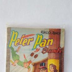 Tebeos: COMIC / PETER PAN Y BAMBY DE WALT DISNEY / COLECCION DUMBO 1975 / Nº 36. Lote 140449066