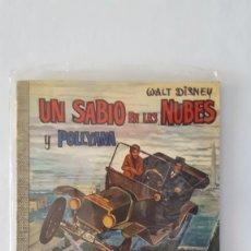 Tebeos: COMIC / UN SABIO EN LAS NUBES Y POLLYANA DE WALT DISNEY / COLECCION DUMBO 1968 / Nº 43. Lote 140449498