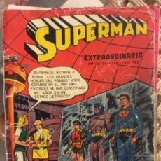 Tebeos: SUPERMAN RETAPADO EXTRAORDINARIO 146, 147, 148, 149, 150. Lote 141454270