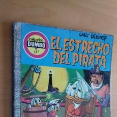 Tebeos: COMIC DUMBO ERSA 127 EL ESTRECHO DEL PIRATA. Lote 141942842