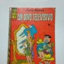 Tebeos: COLECCION TELE HISTORIETA N° 89. UN DIVO TELEVISIVO. HANNA-BARBERA. TDKC39. Lote 142030182