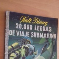 Tebeos: COMIC DUMBO ERSA 33 20.000 LEGUAS DE VIAJES SUBMARINO WALT DISNEY. Lote 142928070