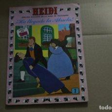 Tebeos: HEIDI Nº 7, EDITORIAL ERSA. Lote 144236830