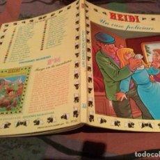 Tebeos: HEIDI- Nº 33 UN CASO POLICIACO - . EDICIONES RECREATIVA 1976. Lote 145566382