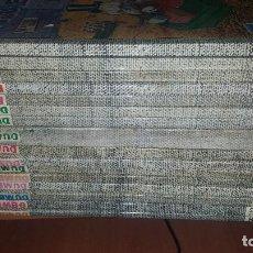 Tebeos: DUMBO, 81-87-89-90-92-93-94-98-100-101-104-105-106-107 ALMANAQUE 1974-111-112-126 BIEN CONSERVADOS. Lote 145895810
