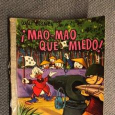 Tebeos: WALT DISNEY. COLECCIÓN DUMBO NO.27 MAO-MAO. QUE MIEDO..(A.1967). Lote 146392321
