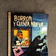 Tebeos: WALT DISNEY. COLECCIÓN DUMBO NO.25 BORRON Y CUENTA NUEVA (A.1967). Lote 146393229