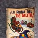 Tebeos: WALT DISNEY. COLECCIÓN DUMBO NO.26 LA RUINA DEL TÍO GILITO (A.1967). Lote 146394129