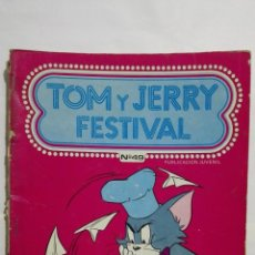 Tebeos: TOM Y JERRY FESTIVAL, Nº 49. Lote 146880970