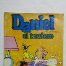 Tebeos: DANIEL EL TRAVIESO, Nº 17. Lote 146881178
