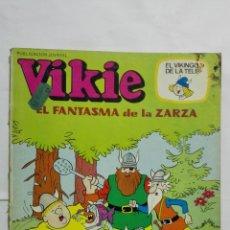 Tebeos: VIKIE EL FANTASMA DE LA ZARZA, Nº 47. Lote 146883558
