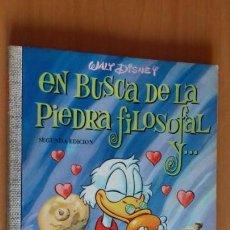 Tebeos: COMIC ERSA DUMBO 54 EN BUSCA DE LA PIEDRA FILOSOFAL MUY BUEN ESTADO. Lote 147087742