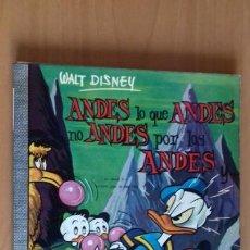 Tebeos: COMIC ERSA DUMBO 7 1ª ANDES LO QUE ANDES NO ANDES...EDICION VII MUY BUEN ESTADO. Lote 147088226