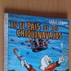 Tebeos: COMIC ERSA DUMBO 50 EN EL PAIS DE LOS CHIQUINAVAJOS MUY BUEN ESTADO. Lote 147088834
