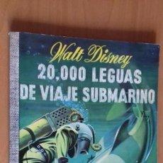 Tebeos: COMIC ERSA DUMBO 33 20.000 LEGUAS DE VIAJE SUBMARINO MUY BUEN ESTADO. Lote 147089102