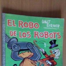 Tebeos: COMIC ERSA DUMBO 19 EL ROBO DE LOS ROBOTS MUY BUEN ESTADO. Lote 147092558