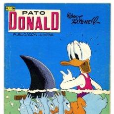 Tebeos: PATO DONALD Nº 100 - ERSA - 1970. Lote 147869382