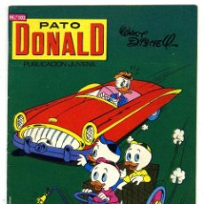 Tebeos: PATO DONALD Nº 102 - ERSA - 1970. Lote 147869618