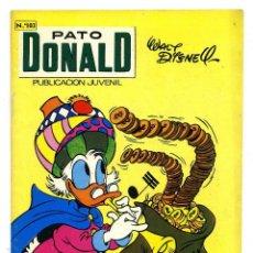 Tebeos: PATO DONALD Nº 103 - ERSA - 1970. Lote 147869730