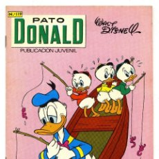 Tebeos: PATO DONALD Nº 119 - ERSA - 1971. Lote 147870222