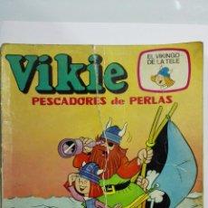 Tebeos: VIKIE, PESCADORES DE PERLAS, Nº 17. Lote 148118774