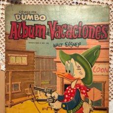 Tebeos: DUMBO ALBUM DE VACACIONES. Lote 149509521