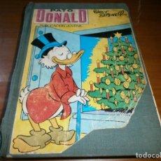 Tebeos: TOMO ENCUADERNADO 10 NÚMEROS PATO DONALD - PUBLICACIÓN JUVENIL - ERSA - 1970.. Lote 149663898