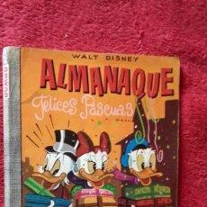 Tebeos: COMIC DUMBO ERSA 3 ALMANAQUE 1965 TODOS FELICES PRIMERA EDICION III. Lote 149685034