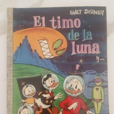 Tebeos: EL TIMO DE LA LUNA COLECCION DUMBO 64 WALT DISNEY ERSA DONALD MICKEY DON. Lote 151526610