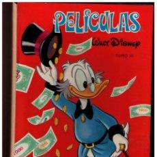 Tebeos: PELÍCULAS WALT DISNEY JOVIAL Nº 11 (ERSA, 1970) . Lote 151647614
