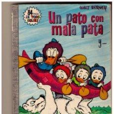 Tebeos: DUMBO Nº 84 UN PATO CON MALA PATA - WALT DISNEY - ERSA. Lote 152152338