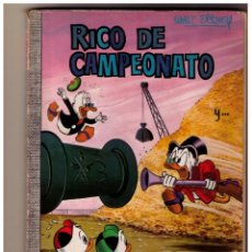 Tebeos: DUMBO Nº 60 RICO DE CAMPEONATO - WALT DISNEY - ERSA. Lote 152152514